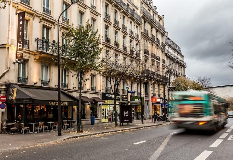 Hôtel Résidence Impériale, Paris, Hotellets front