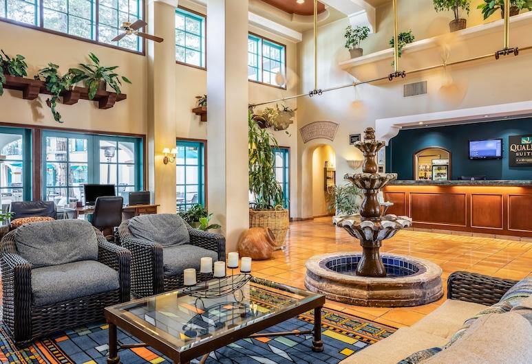 Quality Suites Downtown San Luis Obispo, San Luis Obispo, Salon de la réception