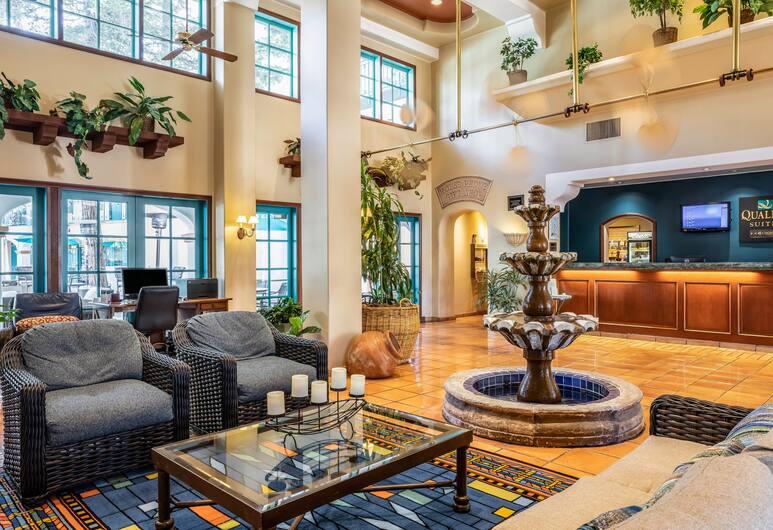 Quality Suites Downtown San Luis Obispo, San Luis Obispo, Lobi Oturma Alanı