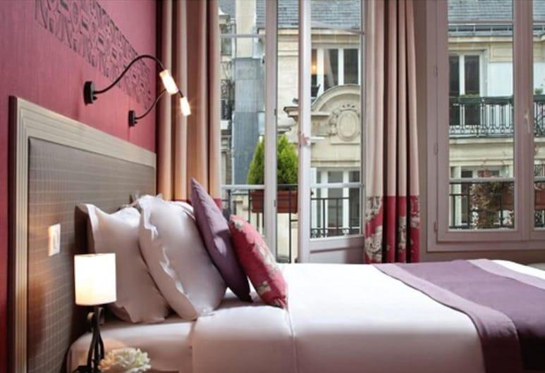 Hotel Residence Foch, Paris, Superior Room, Balcony, Guest Room
