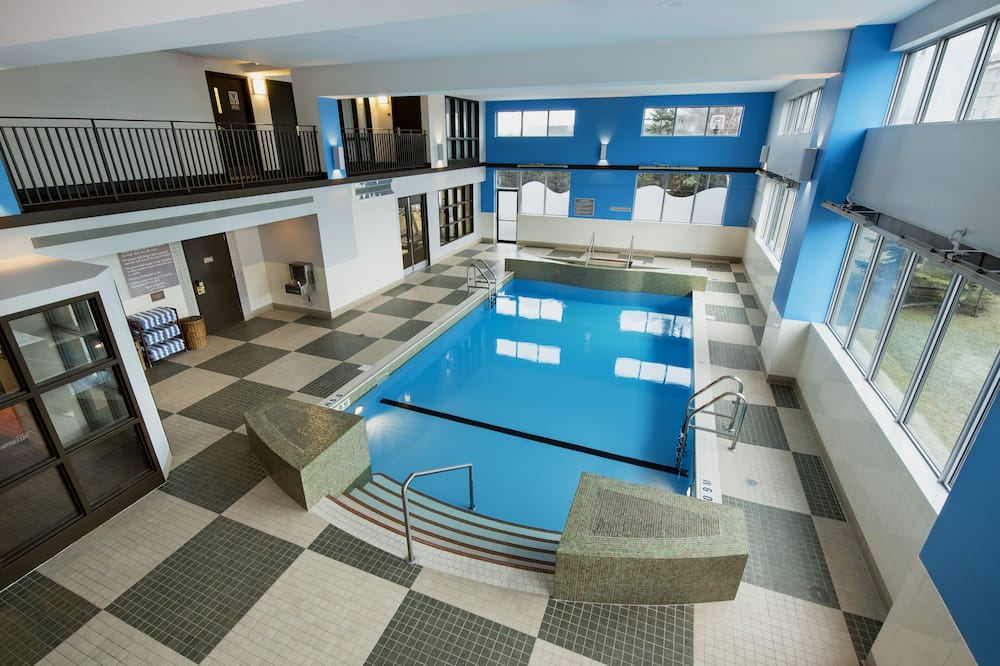 2 DOUBLE BEDS POOLSIDE - DIRECT POOL ACCESS - Ausblick vom Zimmer