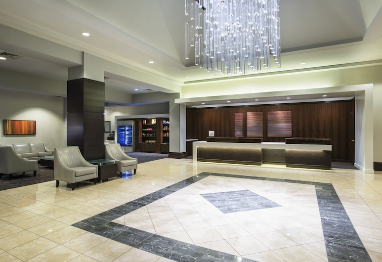 Hilton Winnipeg Airport Suites, Winnipeg, Entrada Interior