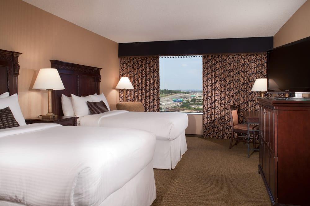 ADA Deluxe Room - 2 Queen Beds - Guest Room