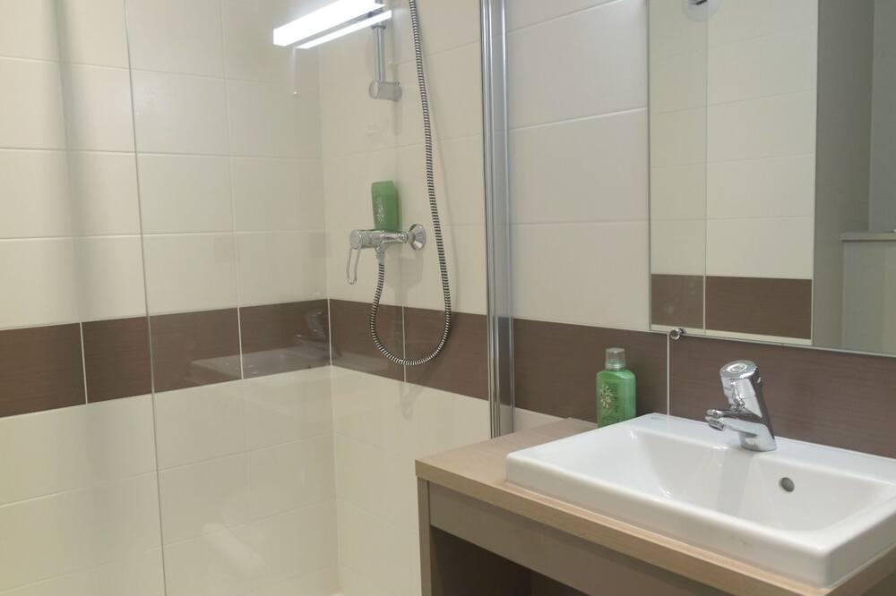 Basic İki Ayrı Yataklı Oda, 2 Tek Kişilik Yatak - Banyo