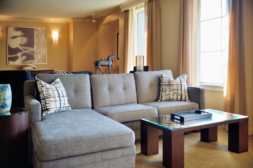 Apartmán typu Grand - Obývačka