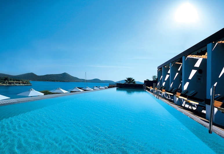 Elounda Bay Palace, a Member of the Leading Hotels of the World, Agios Nikolaos, Superior Bungalow Front Sea View sharing a  pool, Guest Room View