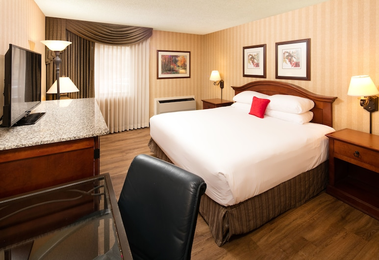 Red Lion Hotel Twin Falls, Twin Falls, Camera, 1 letto queen, accessibile ai disabili, Camera
