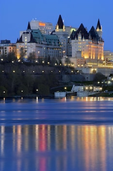 Picture of Fairmont Chateau Laurier in Ottawa