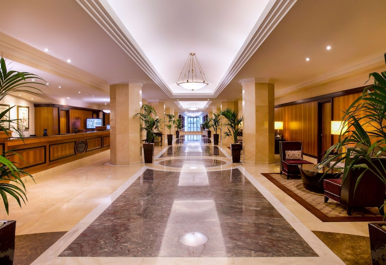 Radisson Blu Hotel & Resort, Abu Dhabi Corniche, Abú Zabí, Hala