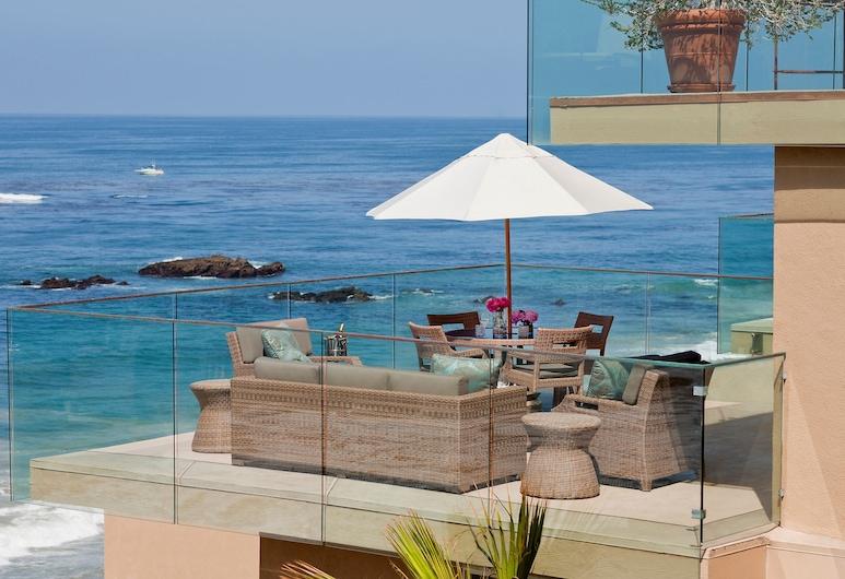 Surf And Sand Resort, Laguna Beach, Teras/Veranda