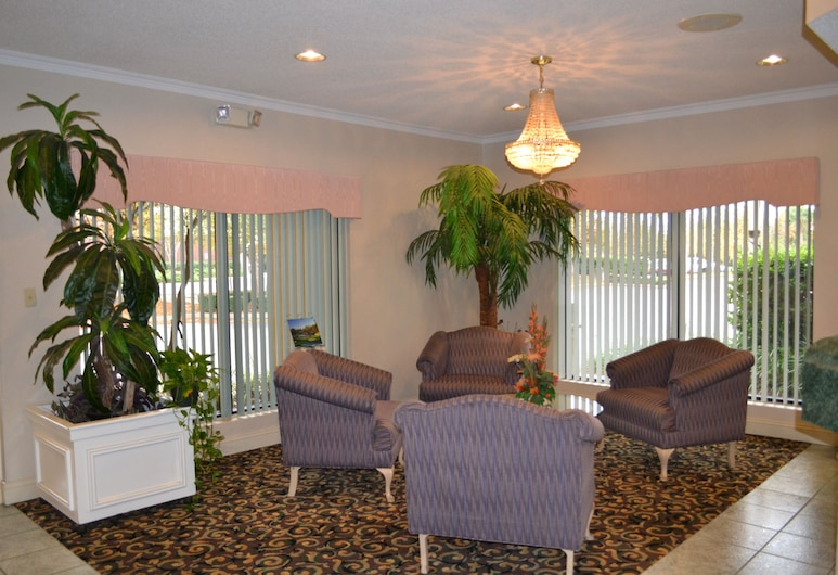 Fairview Inn and Suites, Mobile, Lobby Sitting Area