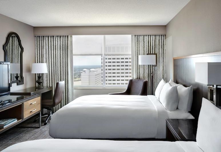 New Orleans Marriott, New Orleans, Pokoj, 2 dvojlůžka, nekuřácký, Pokoj