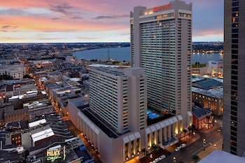 新奥爾良新奧爾良萬豪酒店的圖片