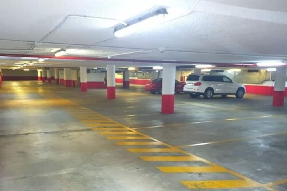 ห้องดับเบิลสำหรับพักเดี่ยว (Parking Included) - พื้นที่นั่งเล่น