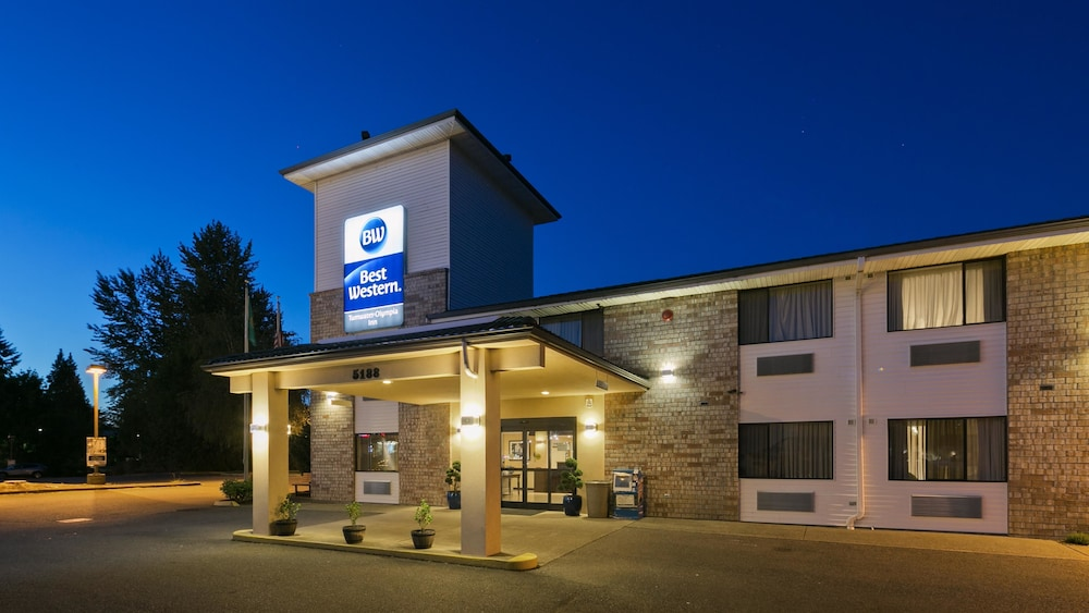 Best Western Tumwater Olympia Inn Hotel Front