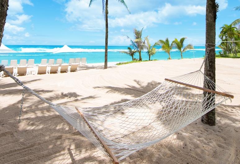 Hotel Nikko Guam, טמונינג, חוף ים