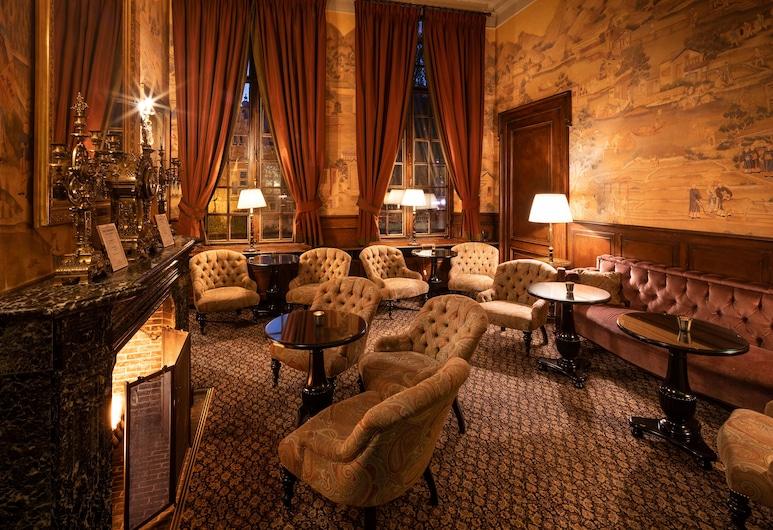 Hotel de Tuilerieen, Brugge, Hotelski bar