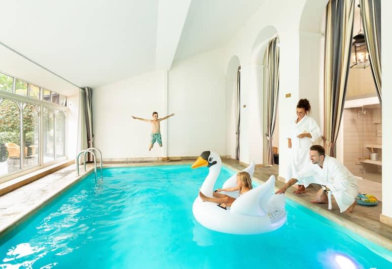 Hotel de Tuilerieen, Brugge, Innendørsbasseng