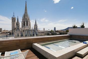 Mynd af Hotel Colón Barcelona í Barselóna