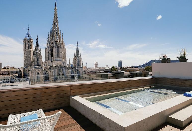 호텔 콜론 바르셀로나, 바르셀로나, 테라스/파티오