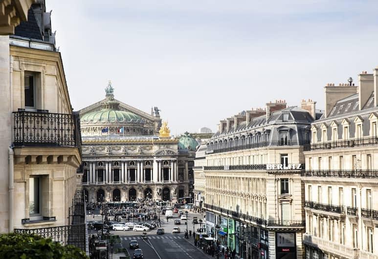 Hôtel Edouard 7 Paris Opéra, Paris, Rom – classic (balcony and opera view), Balkong