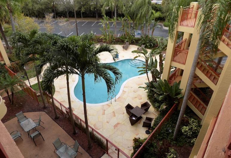 Quality Suites Deerfield Beach, Deerfield Beach, Kültéri medence