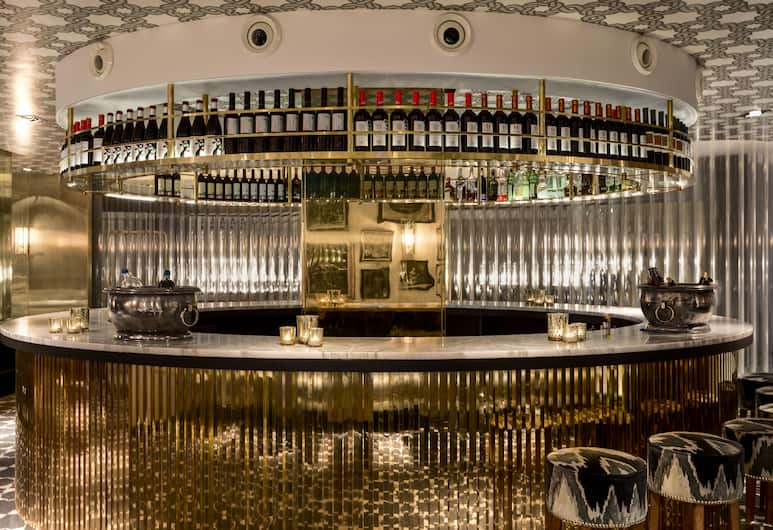 NH Collection Brussels Grand Sablon, Brussels, Hotel Bar