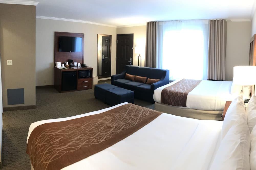 Pokój rodzinny, Wiele łóżek, dla niepalących - Pokój