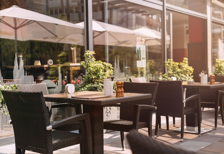 Hotel Mondial am Dom Cologne - MGallery by Sofitel, Keulen, Terras