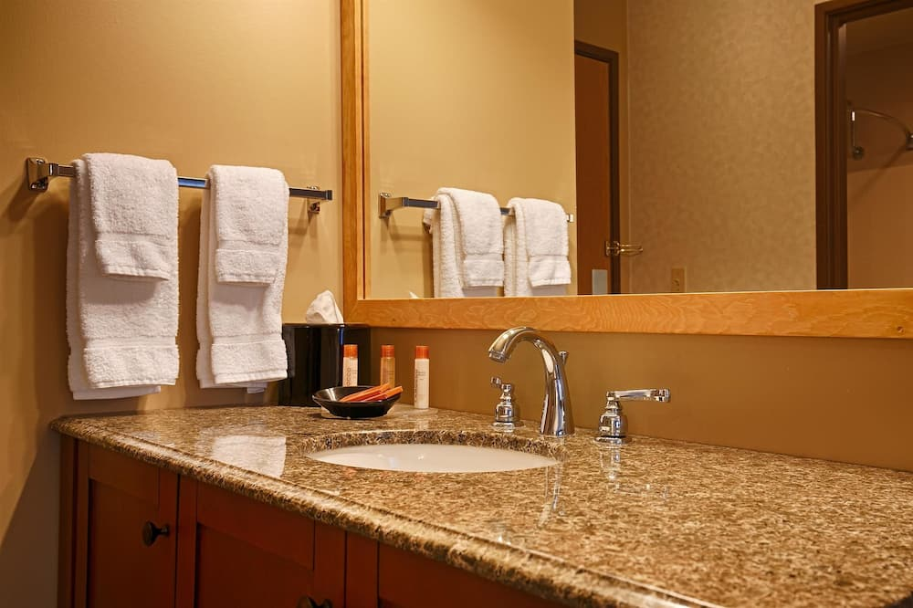 Standardna soba, 2 queen size kreveta, pristup za osobe s invalidnošću, kada (NonSmoking) - Kupaonica