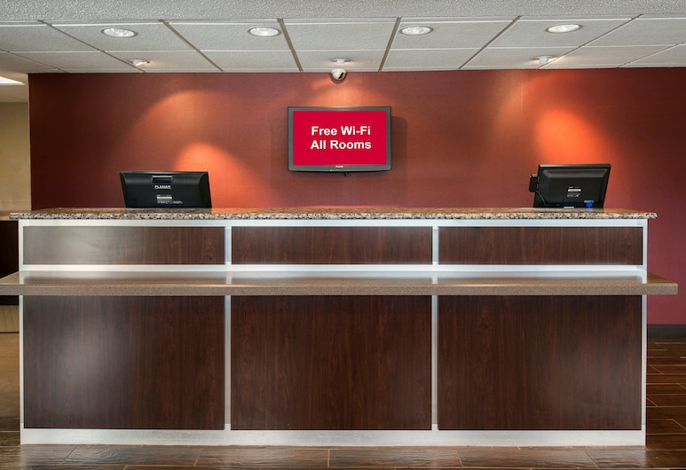 Red Roof Inn PLUS+ Chicago - Naperville, Naperville, Predvorje