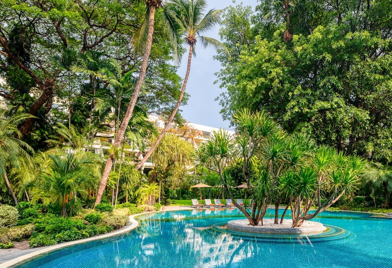 뫼벤픽 BDMS 웰니스 리조트 방콕, 방콕, 외부