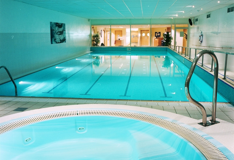 Holiday Inn Edinburgh, Édimbourg, Salle de fitness