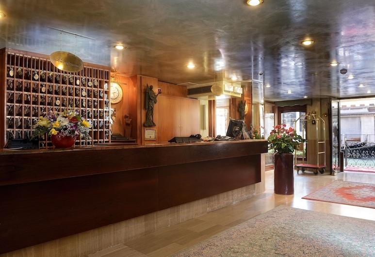 Hotel Cavalletto e Doge Orseolo, Venice, Reception