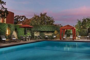 洛杉磯USC 飯店的相片