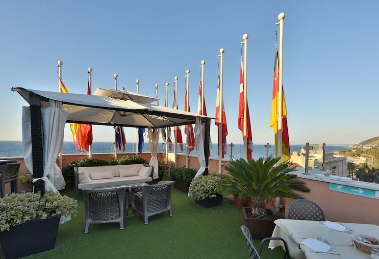 Best Western Hotel Nazionale, Sanremo, Terrasse/veranda