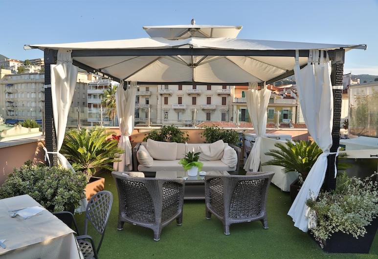 Best Western Hotel Nazionale, Sanremo, Teras/Veranda