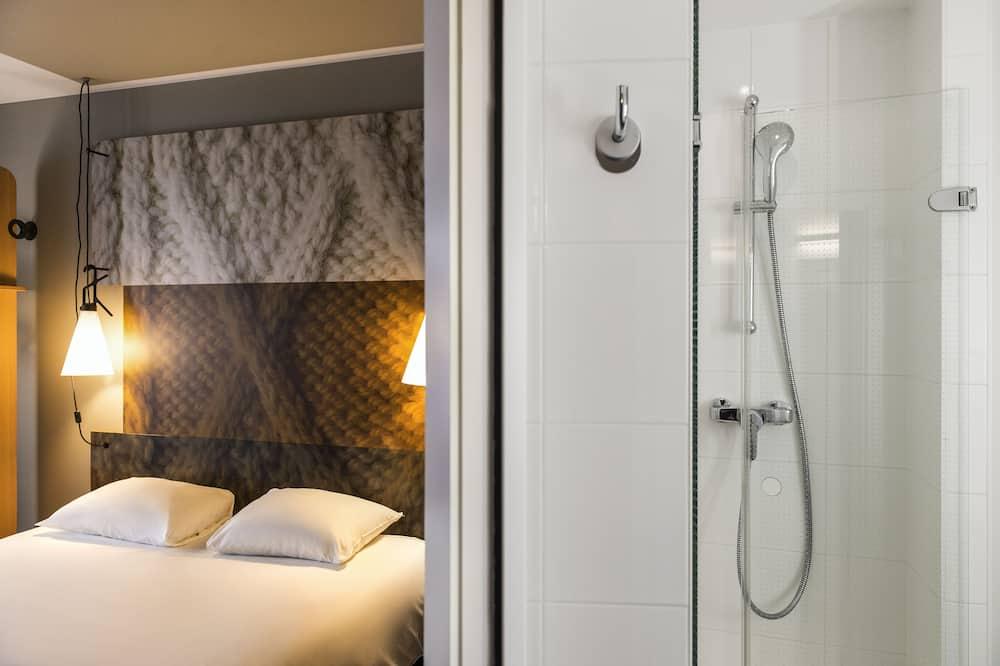 Δωμάτιο, 2 Μονά Κρεβάτια - Μπάνιο