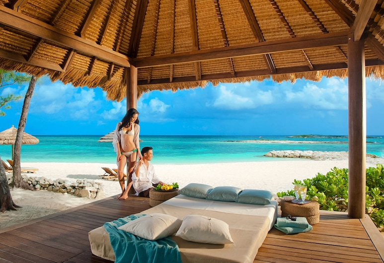 Sandals Royal Bahamian - ALL INCLUSIVE Couples Only, נסאו, חוף ים