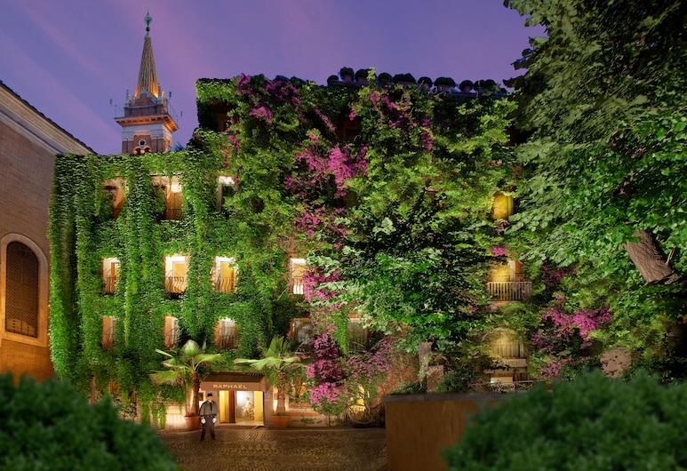 Bio Hotel Raphaël-Relais & Châteaux, Rooma