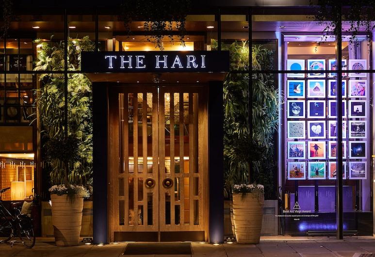 The Hari, London, Hotel Front – Evening/Night