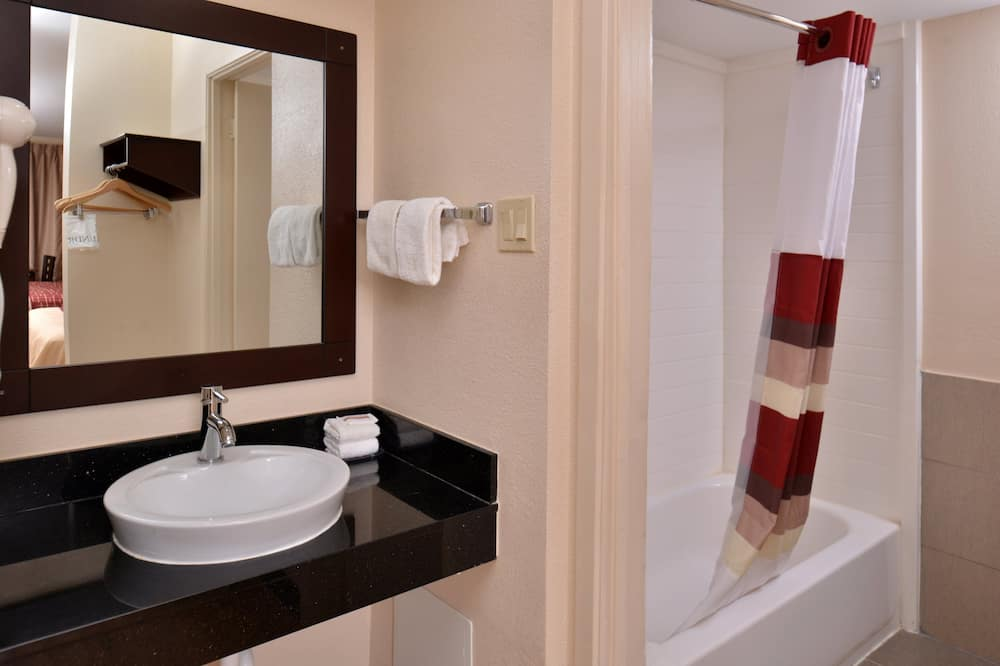 Phòng Superior, 1 giường cỡ king, Không hút thuốc - Phòng tắm