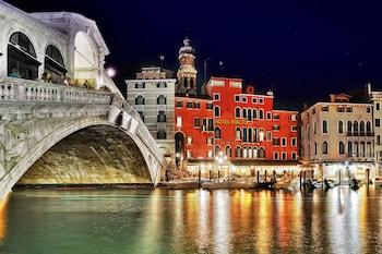 Bild vom Hotel Rialto in Venedig