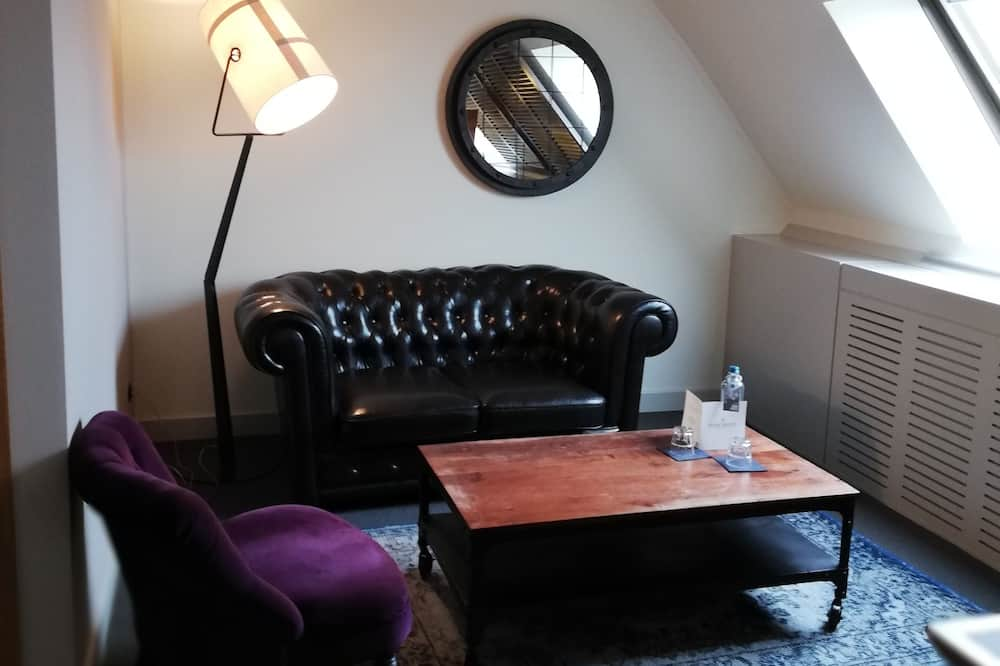 Suite junior (penta) - Sala de estar
