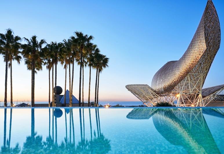 Hotel Arts Barcelona, Barcelona, Infinitypool