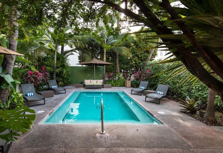 Essex House By Clevelander, Miami Beach, Kolam