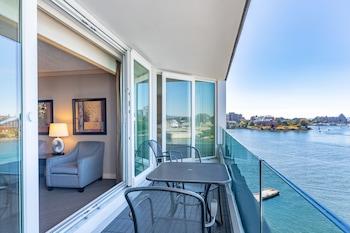 Foto van Victoria Regent Waterfront Hotel & Suites in Victoria