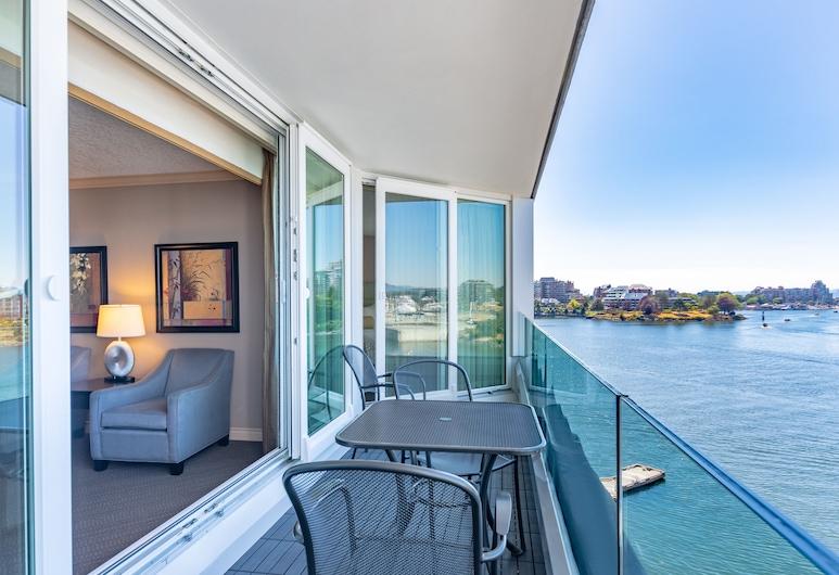 Victoria Regent Waterfront Hotel & Suites, Victoria, Suite, 2 Bedrooms, Waterfront View, Terrace/Patio