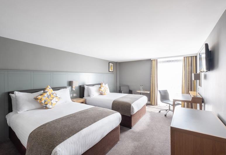 Holiday Inn Leicester, Leicester, Deluxe Oda, Oda