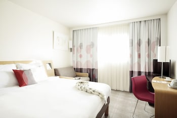 Caen — zdjęcie hotelu Novotel Caen Cote De Nacre